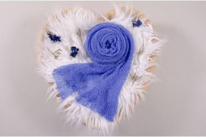 Wrap Azul Centáurea